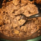 "Healthy ""Almond Joy"" Oatmeal!!!"